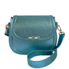 Holmes in Metallic Blue - BENE Handbags