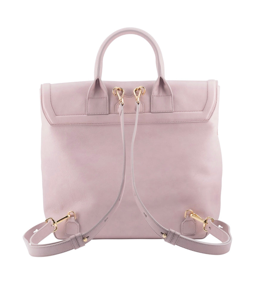Blakemore in Light Lavender - BENE Handbags