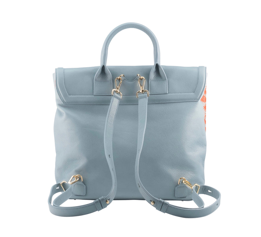 Blakemore in Glacier Blue - BENE Handbags