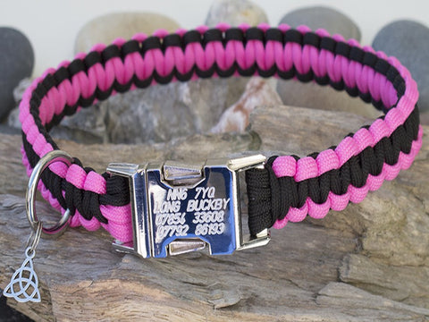Cobra Dog Collar