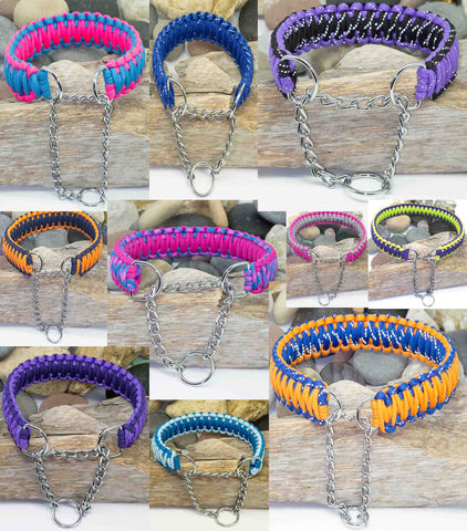 Design Your Own King Cobra Martingale Collar