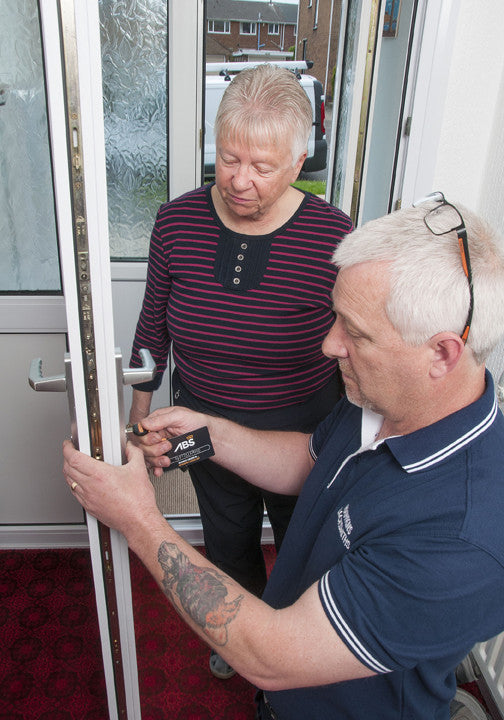 CHESTERFIELD WOMAN WINS SNAP-SECURE LOCK UPGRADE IN NATIONWIDE COMPETITION