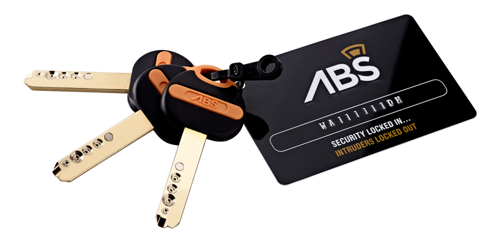 ABS key code card