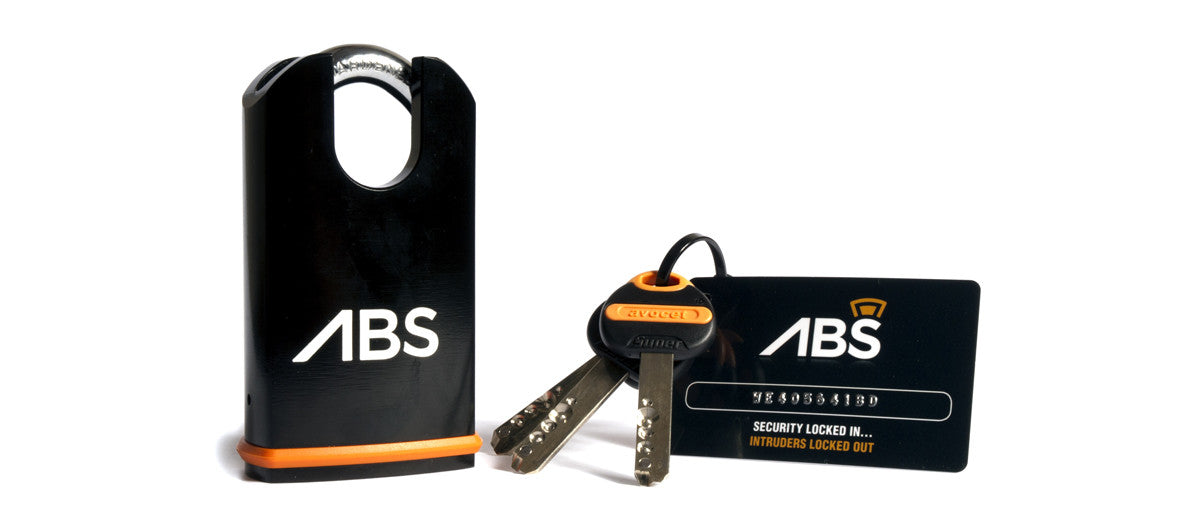 ABS Close Shackle Padlock