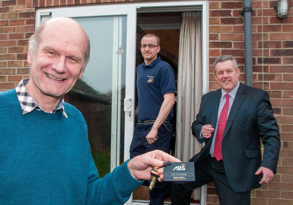Nottingham man wins Avocet ABS lock upgrade