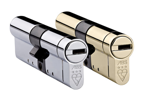 Avocet ABS anti-snap euro cylinder lock