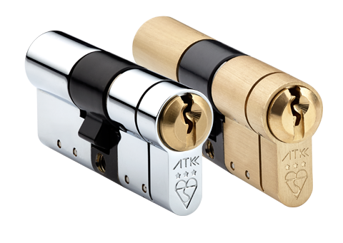 Avocet ATK anti-snap euro cylinder lock