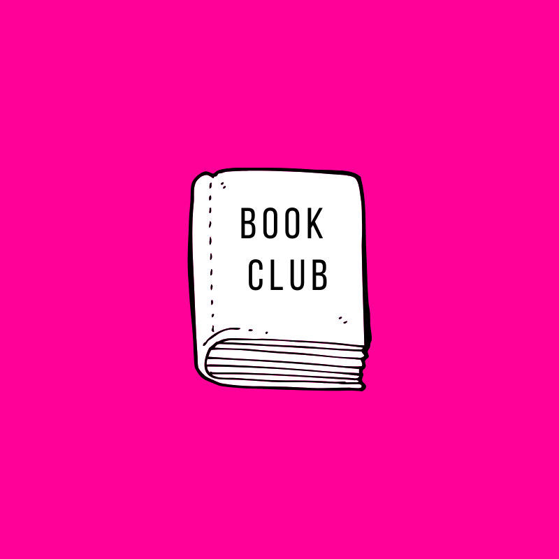 Pink Poodle Book Club - Diversify Your Book Shelf BLM