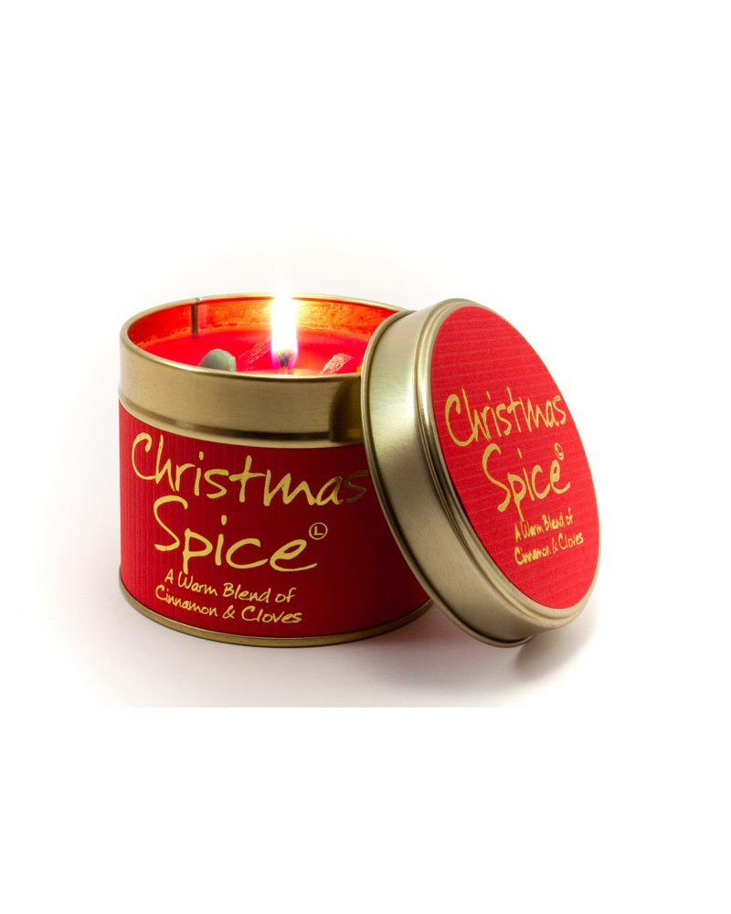 Christmas Spice Tin Scented Candle