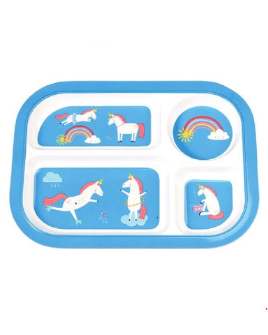 Unicorn Lunch Tray