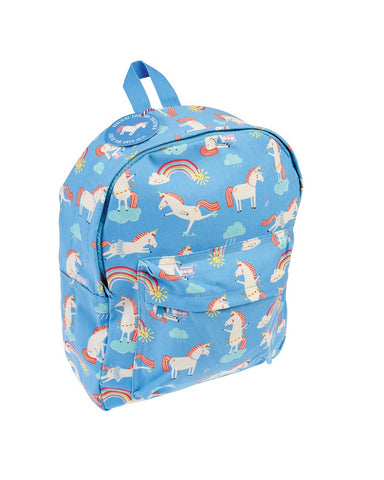 Magic Unicorn Large Backpack