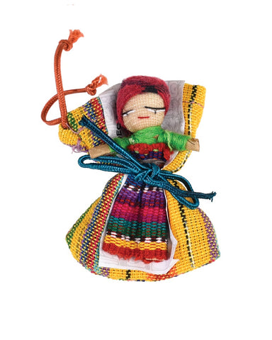 Traditional Worry Dolls Assorted