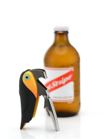 Toucan Bird 3 In 1 Bottle Opener