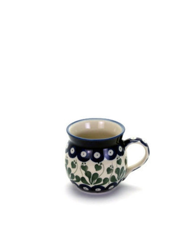 Ladies Mug Polish Pottery