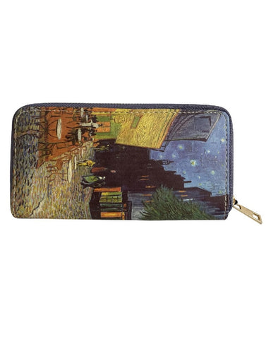 Van Gogh Cafe Terrace At Night Purse