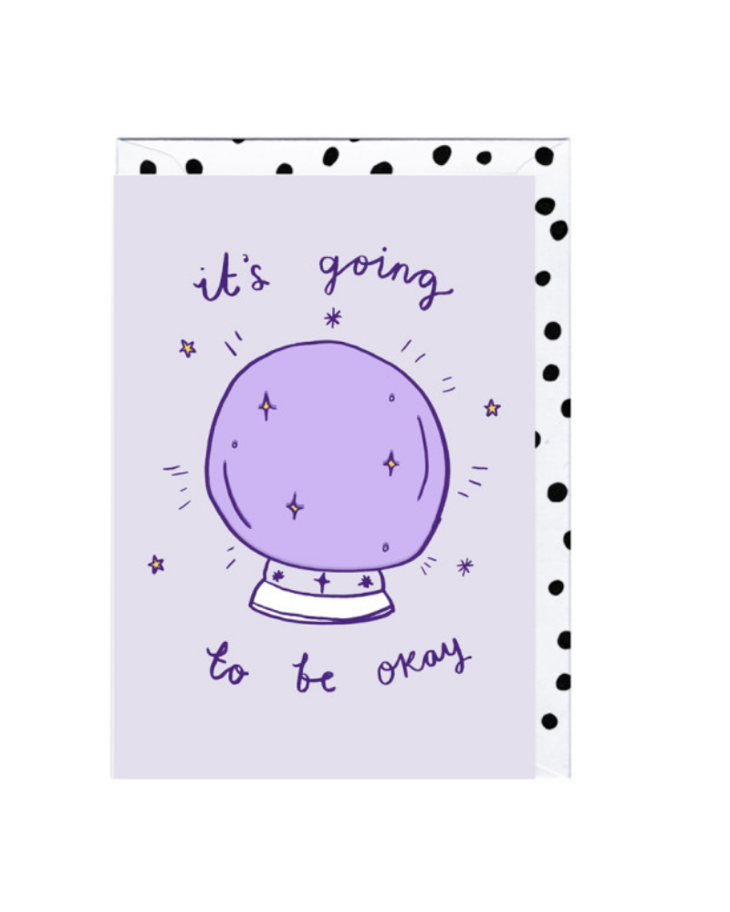OK Greeting Card