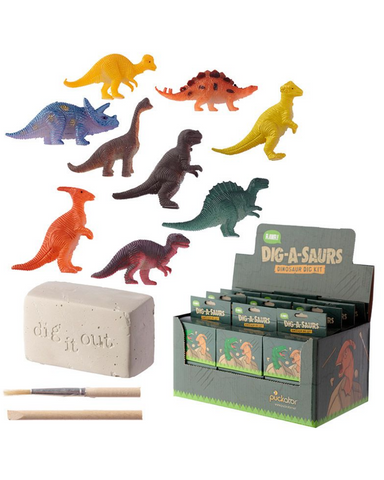 Rawr Mini Dinosaur Dig-It-Out Kit