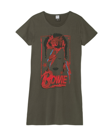 Bowie Aladdin Zane T-Shirt Dress