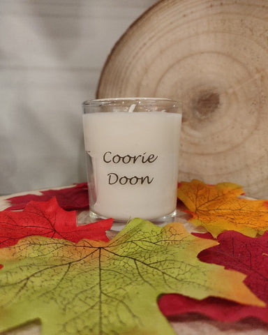 Coorie Doon 9cl Candle