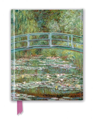 Monet Bridge Journal