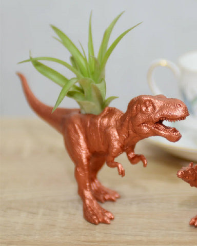 T-Rex Mini Planter