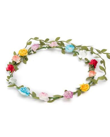 Flower Head Garland