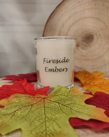 Fireside Embers 9cl Candle