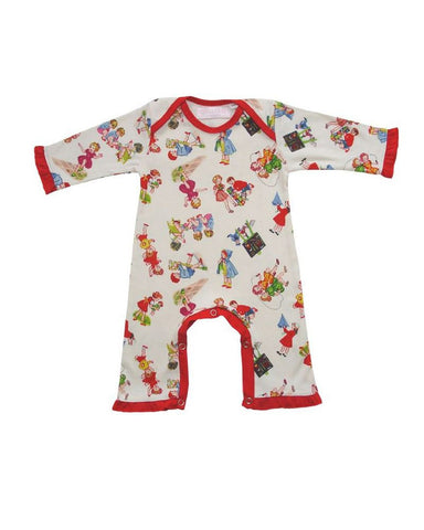 Girls At Play Baby Jumpsuit