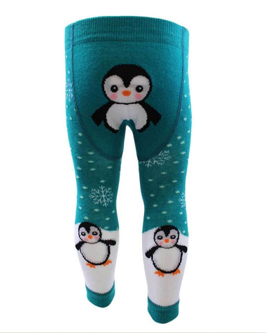 Penguin Baby Leggings All Sizes