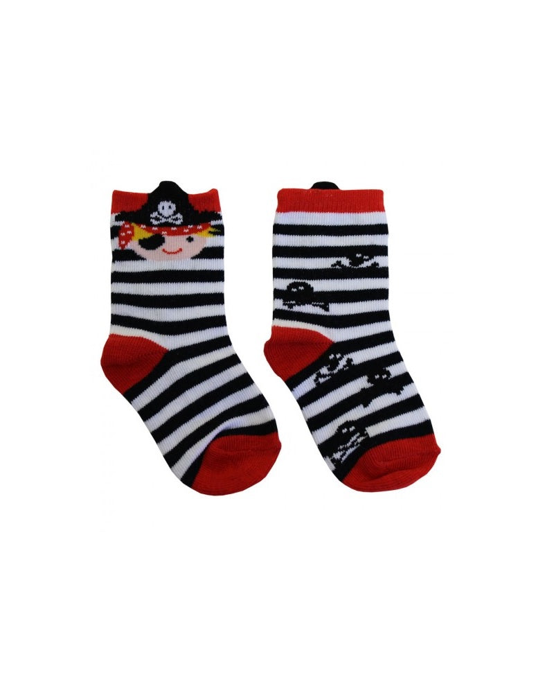 Pirate Baby Socks All Sizes