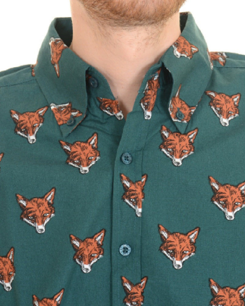 Fox Long Sleeve Shirt