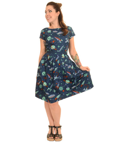 Space Retro Dress