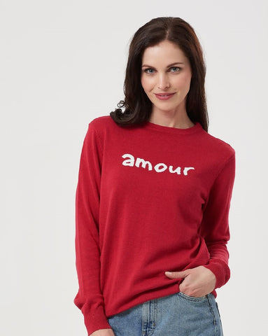 Rita Amour Sweater