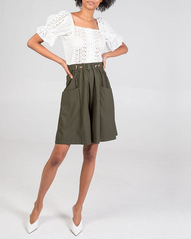 Safari Bermuda Shorts