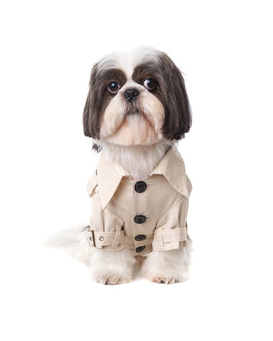 Dog Coat Classic Trench