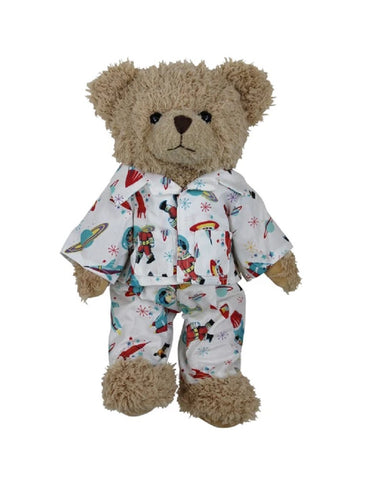Teddy In Space Pyjamas
