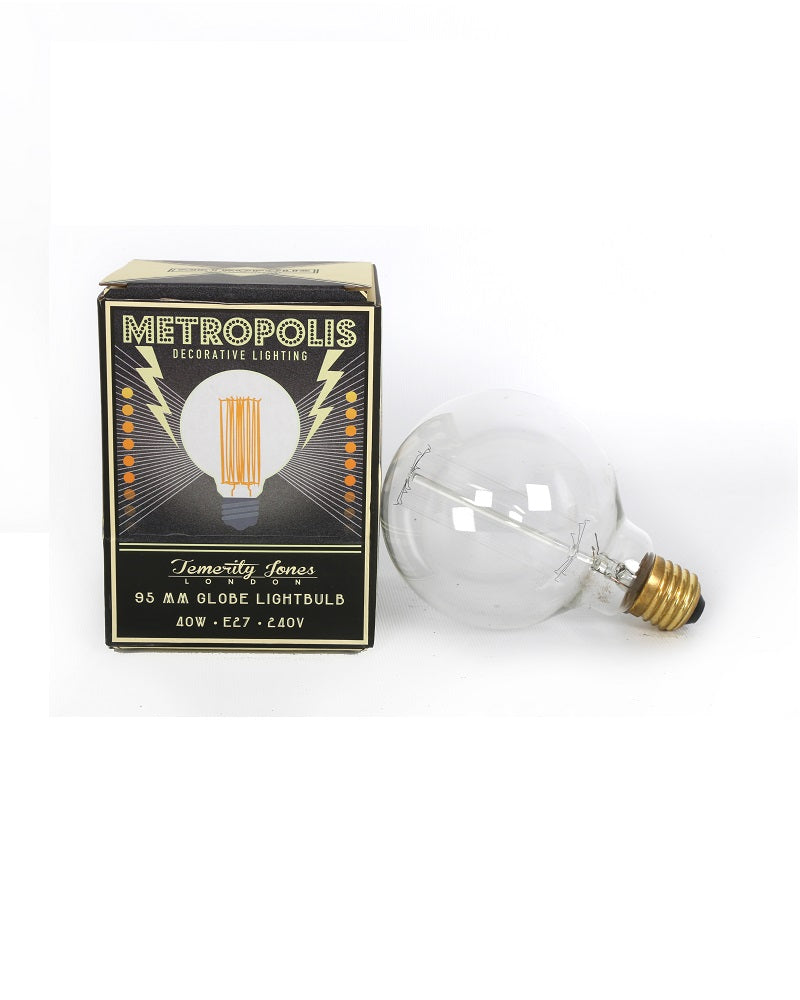 Globe Light Bulb Clear