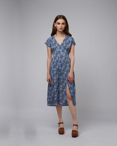Unity Daisies Midi Dress