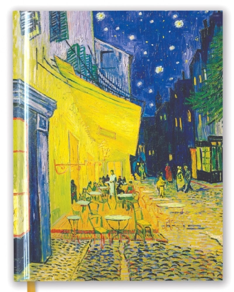 Van Gogh Cafe Terrace Journal