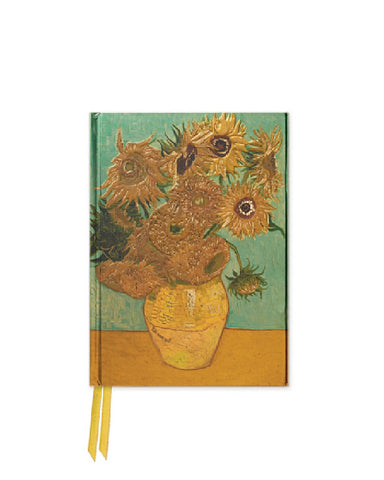 Sunflowers Pocket Journal