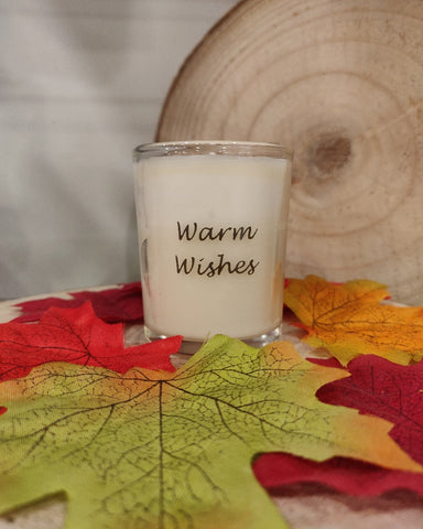 Warm Wishes 9cl Candle