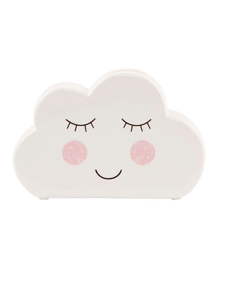 Sweet Dreams Cloud Money Box
