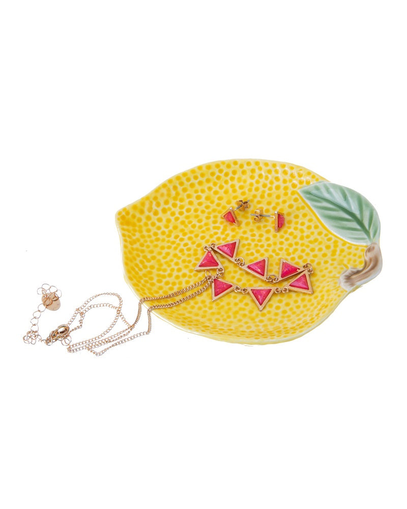 Lemon Trinket Dish