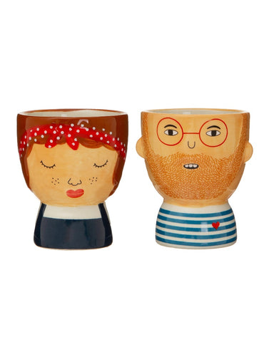 Ross And Libby Egg Cup Set