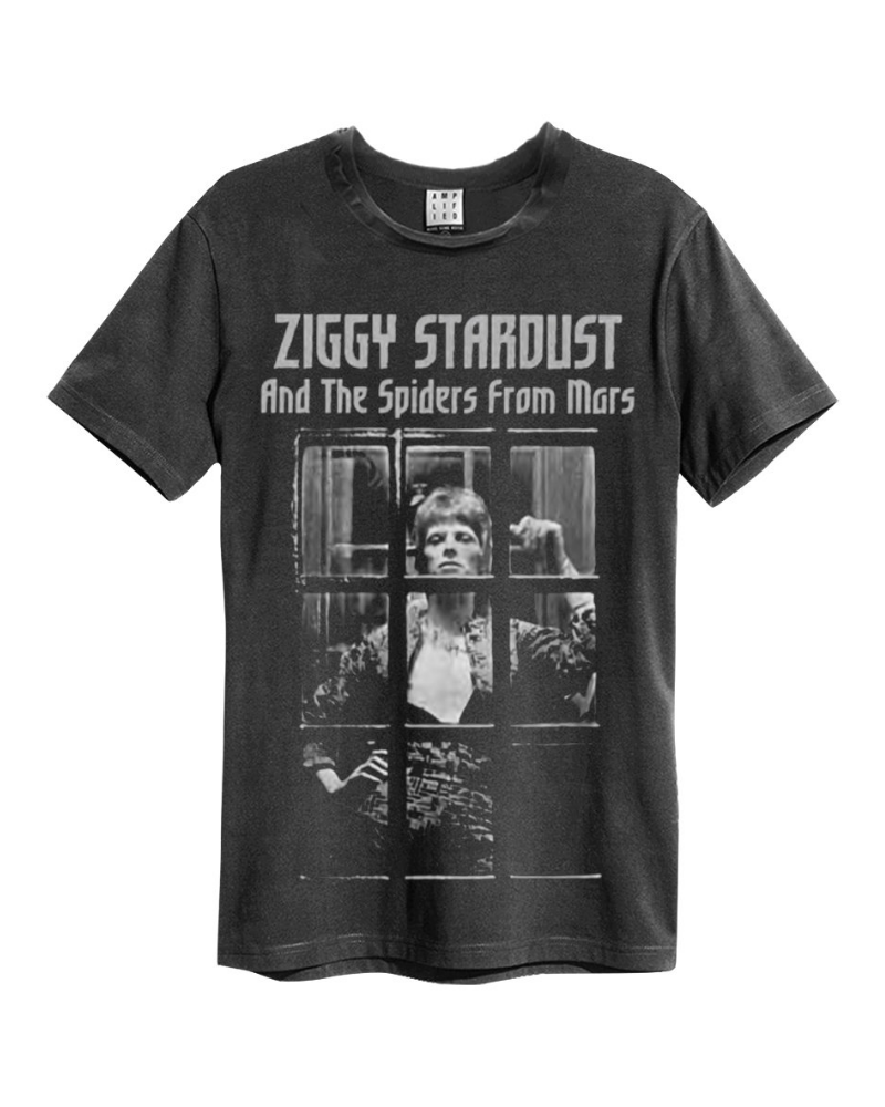 Bowie Rise And Fall Of Ziggy Stardust T-Shirt