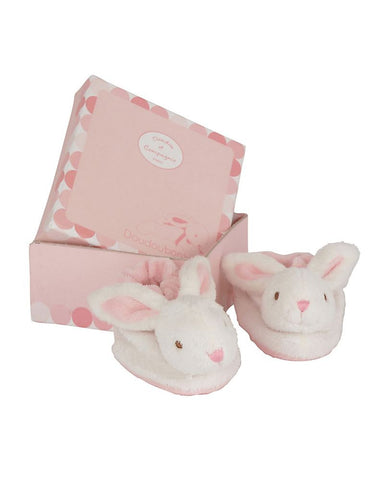 Bunny Rabbit Rattle Slippers