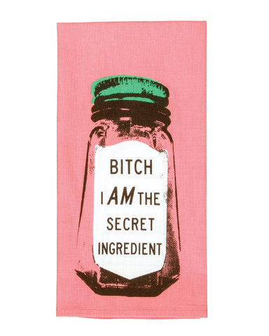 Special Ingredient Tea Towel