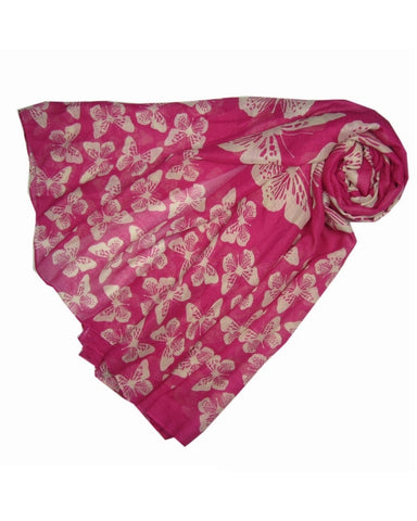 Scatter Butterfly Scarf