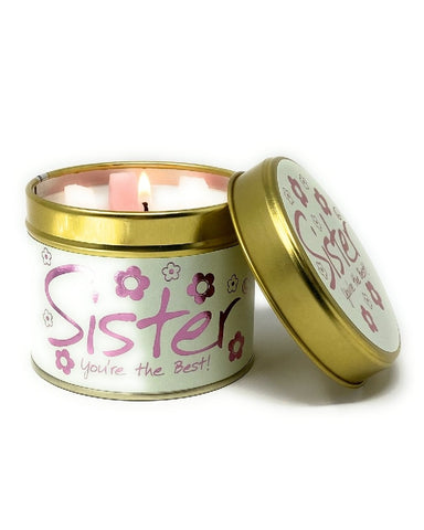 Best Sister Scented Candle