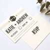 Modern Wedding RSVP | Banner Collection